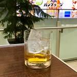 バッソカフェ - 「ジャックダニエル」(シングル、ロック、450円)。