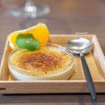 オステリア イタリアーナ コバ - ウーロン茶のクレームブリュレ