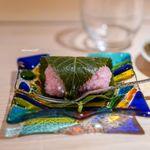お料理 志ぶう - 桜餅