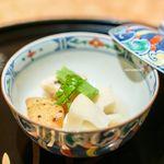 御料理 堀川 - 炊き合わせ