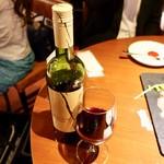 エイコーン - グラディウム テンプラニーニョ赤ボトル2,500円+税