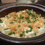 京かのこ - 白魚と新生姜の炊き込みご飯