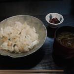 京かのこ - 食事