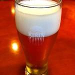 85656125 - ランチビール♪