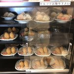 85660618 - おにぎり・チラシ寿司・イナリ寿司