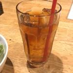 ハーレーパーク - ウーロン茶