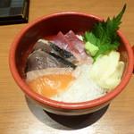 日本酒スローフード にいがた方舟 - 海鮮丼