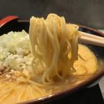 85669898 - ツルツルスルスル柔らかな麺