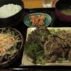 焼肉さかえ亭 - 料理写真:日替定食:500円
