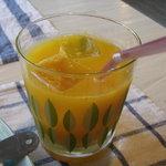 8567120 - フレッシュオレンジジュース