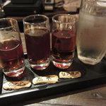 黒猫夜 - 紹興酒利き酒セット