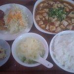 8567724 - 麻婆豆腐定食