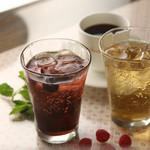 トゥ・ザ・ハーブズ -  ランチドリンク  コーヒー、紅茶、ハーブティー、ミックスベリーソーダ、その他etc…