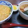 三高餅老舗 - 料理写真:きょうのお昼ごはん