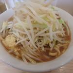 ラーメン 他力也 - 料理写真:ラーメン、麺少なめ!