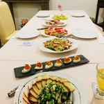 レストラン アオヤマ - 新忘年会、歓送迎会に。ボリューム重視の宴会プラン