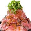 1ポンドのステーキハンバーグ タケル - 料理写真:ロービー丼【1日5食限定】 特盛り総重量1kg!!! 900円