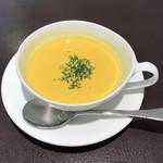85679163 - モーニングAセット スープ