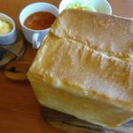 ぱんのわプラス - 一斤食パンランチ