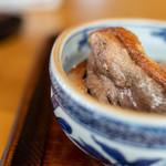 ふか川 - 料理写真:鴨汁(かもじる)の合鴨(あひがも)