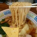 85684102 - ストレート麺