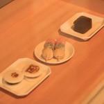 パピエ ティグル - 今日のお菓子見本