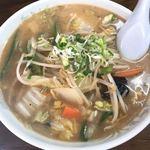 湯村食堂 - 料理写真:みそラーメン