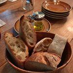 ザ・シティ・ベーカリー - 自家製パン盛り合わせ Mサイズ