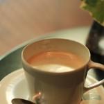 カフェ ミュゼアッシュ - コーヒ