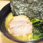 麺屋三喜 - 元味塩らーめん