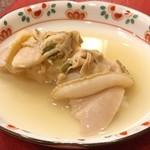 85689376 - 煮蛤 (1,500円+税)