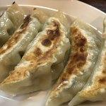 麺の房 味わい亭 - 餃子