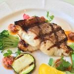 レストラン アオヤマ - 鮮魚のグリル