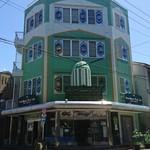 大阪ハラールレストラン - 隣にあるマスジド