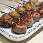 焼鳥とりっぱ - イベリコトマト