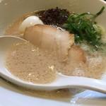 博多 一風堂 - 白丸鶏叉焼