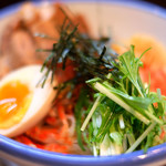 AFURI - つけ麺 大盛 辛露 1340円 のつけ麺(300g)
