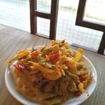 ajiakappourengetsu - 白いご飯が欲しくなりました。