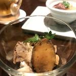 佐島漁港直送の刺身とエゾ鹿の炙り焼き 六方JINYA -