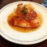 85696481 - 鶏のソテー ジンジャーソース