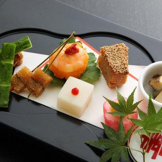 浅草デートの途中には割烹料理でランチ・ディナー