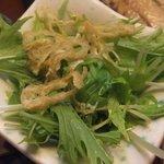 和楽 酔竹 - サラダ
