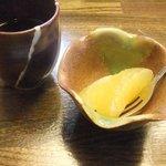 和楽 酔竹 - デザート 夏みかん