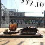ダンデライオン チョコレート - 鎌倉駅ホームが目の先