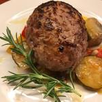 仔羊肉のハンバーグ 150g