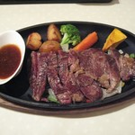 ビッグシェフ - 牛ロースステーキ