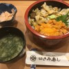 いさみ寿し - 料理写真:うに・つぶ丼3800円