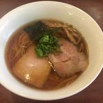 85702253 - ○醤油らぁ麺 @780円(税込)
