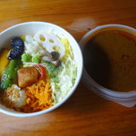Cfarm - Cfarm1日の野菜カレー