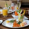 サイプレスリゾート久米島 - 料理写真:朝食バイキングの盛り合わせ